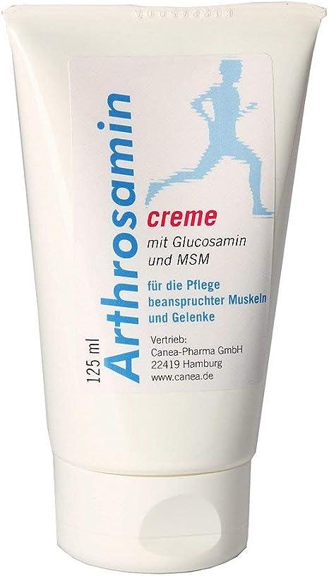 cremă articulară glucozamină preparate pentru călcâi pentru articulații