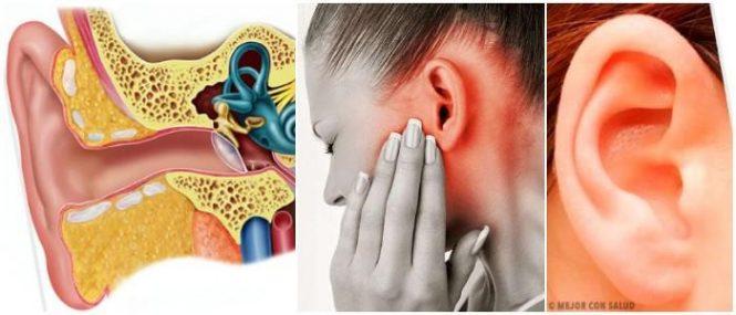 zgomot in urechi