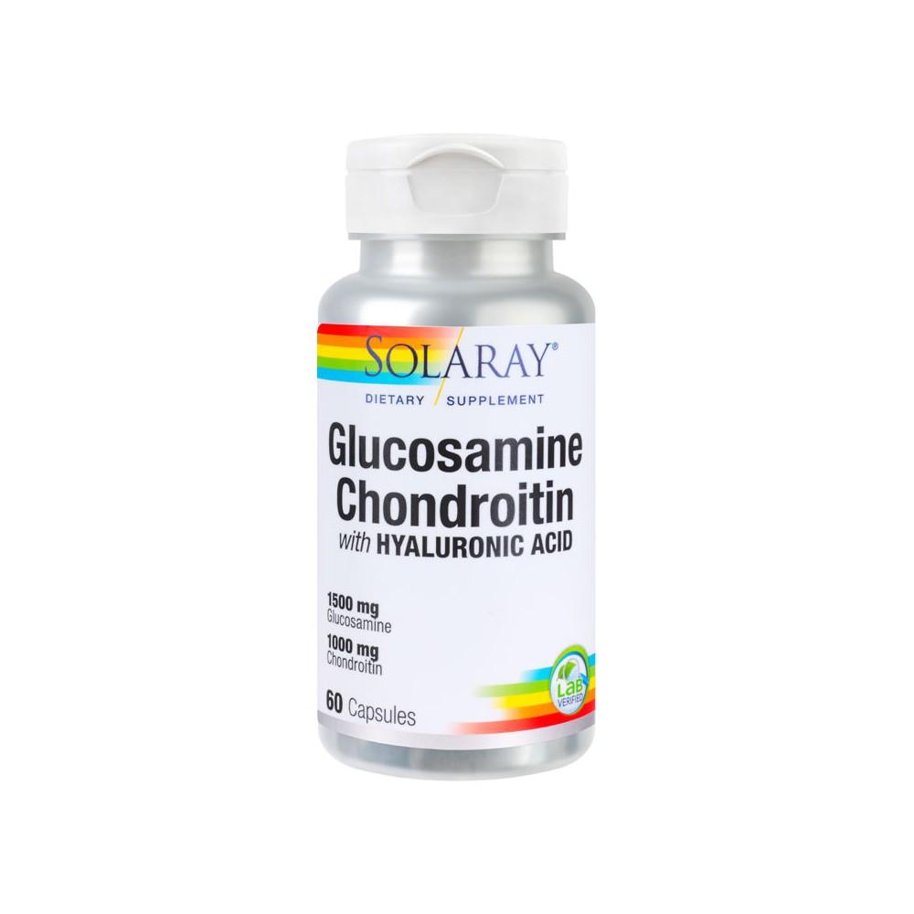 glucozamină și condroitină înainte de masă