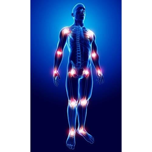 picioare dureroase în articulații și mușchi