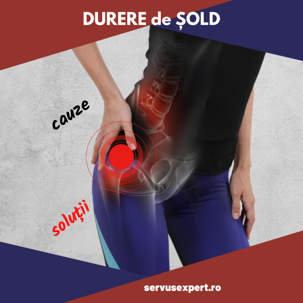 dureri la nivelul articulațiilor șoldului și coadă posterioară