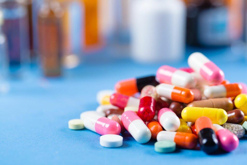îmbibarea medicamentelor comune