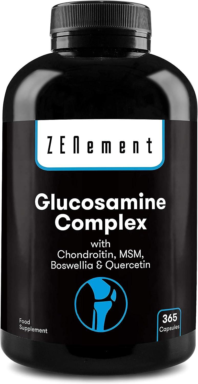 complex de glucozamină complex de condroitină 50 ml