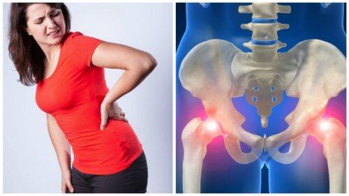 Dureri de șezut în articulația șoldului. Subiecte în Health