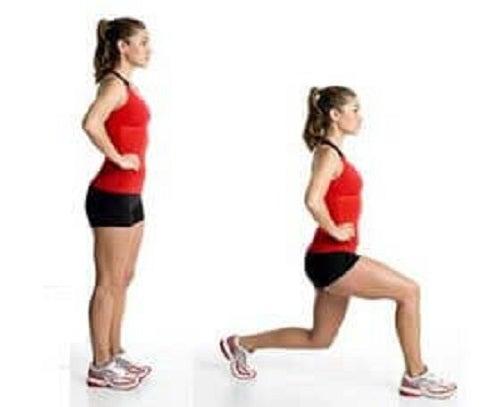 dureri ascuțite la genunchi în timpul exercițiului fizic tratamentul artrozei coloanei vertebrale cervicale