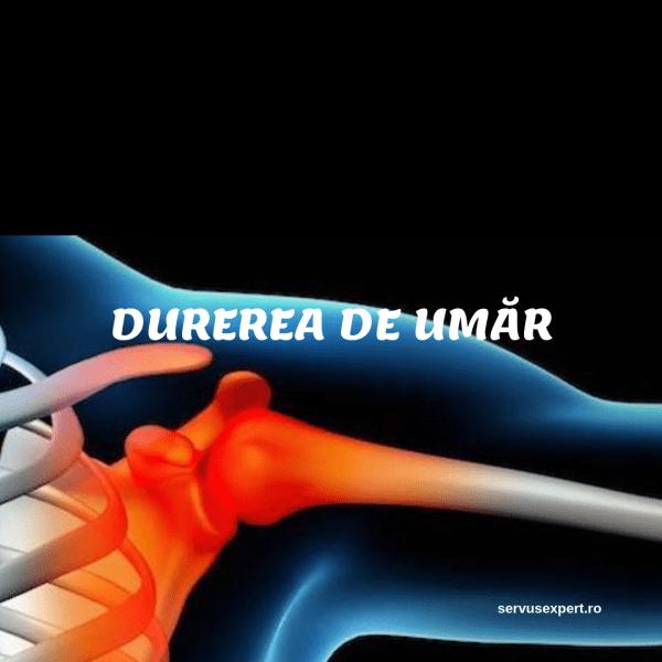 durerea de umăr radiază până la gât
