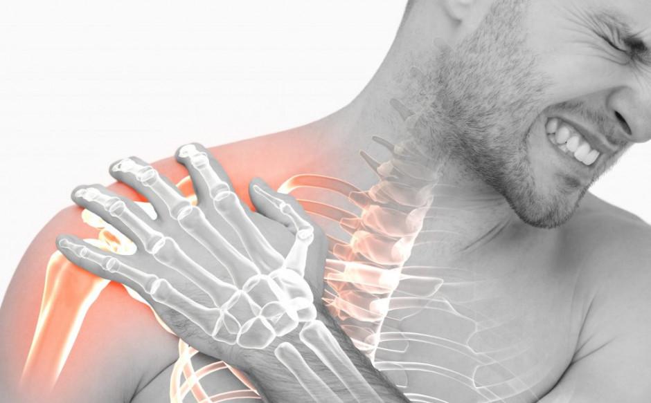 cum se tratează periartrita articulației umăr curbura genunchiului după accidentare
