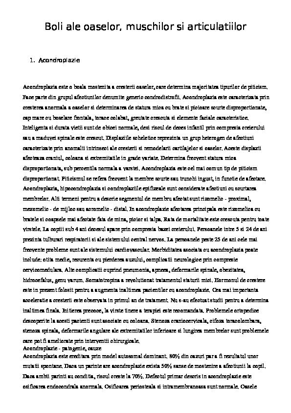 trichomoniaza dureri articulare