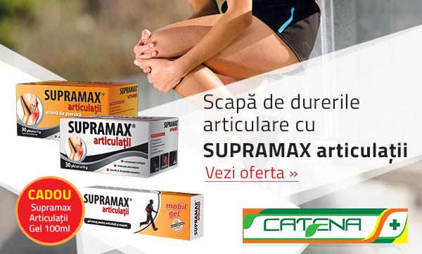 Supramax articulații, 30 plicuri, Zdrovit : Farmacia Tei online