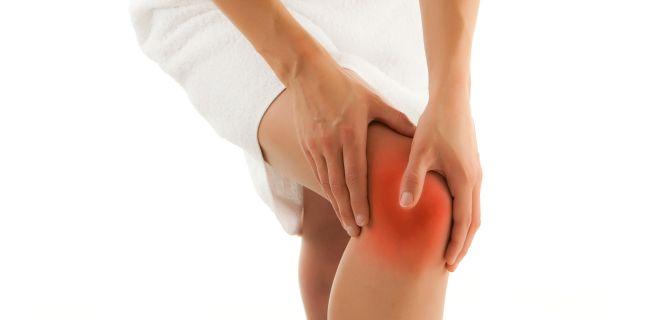 durere în articulațiile genunchiului și în