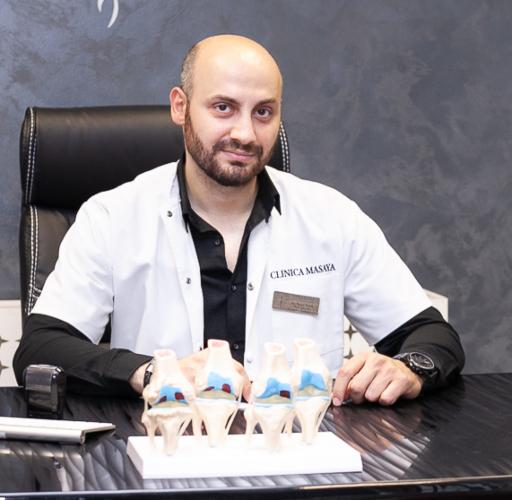 trata artroza cu un ortoped
