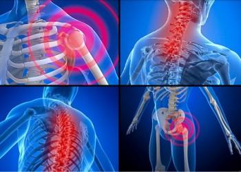 pierderea articulară a durerii