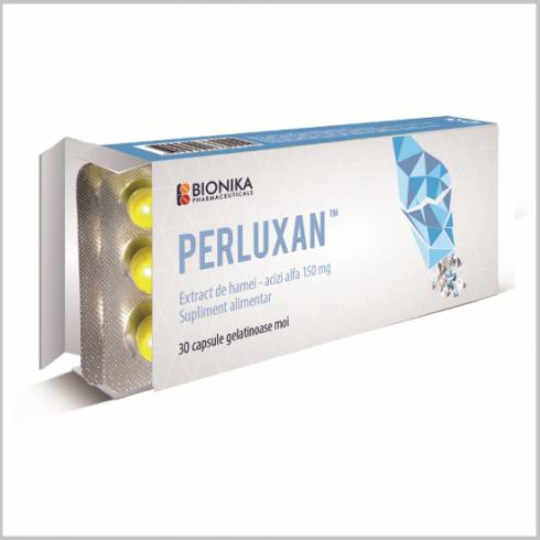 PERLUXAN® – un antiinflamator natural pentru a scapa de durerile articulare