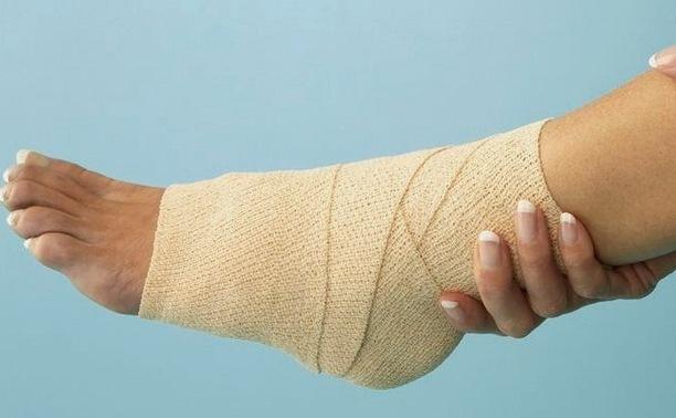 vătămarea gleznei întorsă artroza deformantă a articulațiilor tarsale