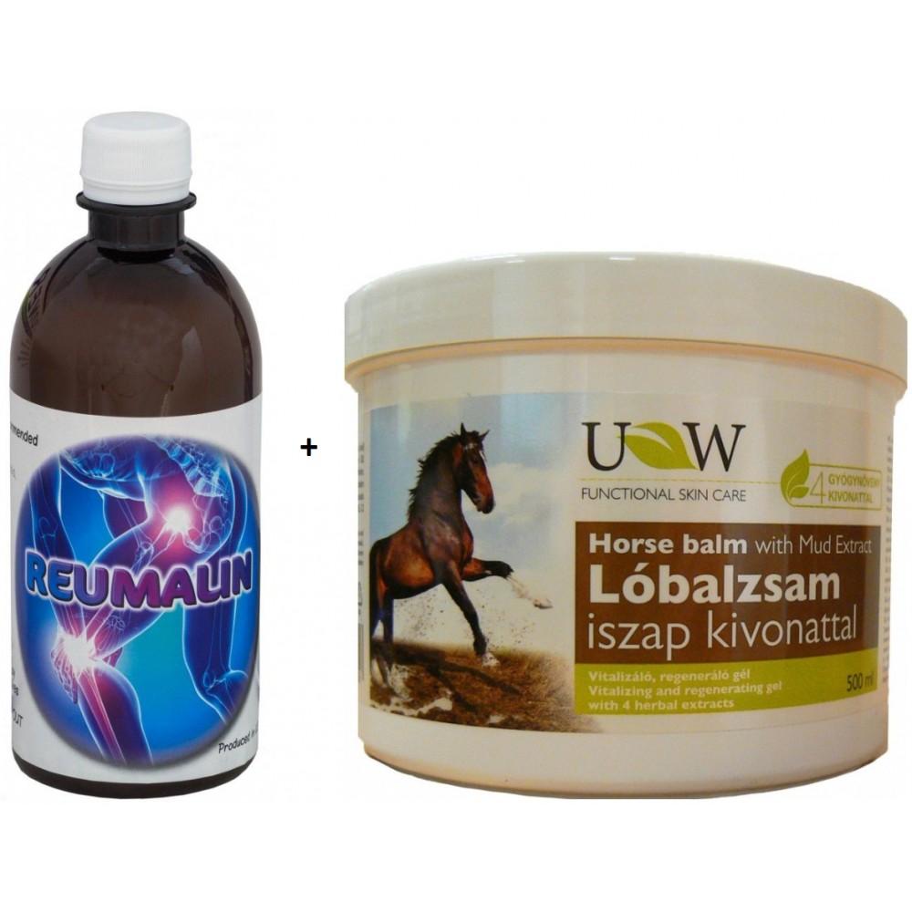 balsamul articulației forței de cal