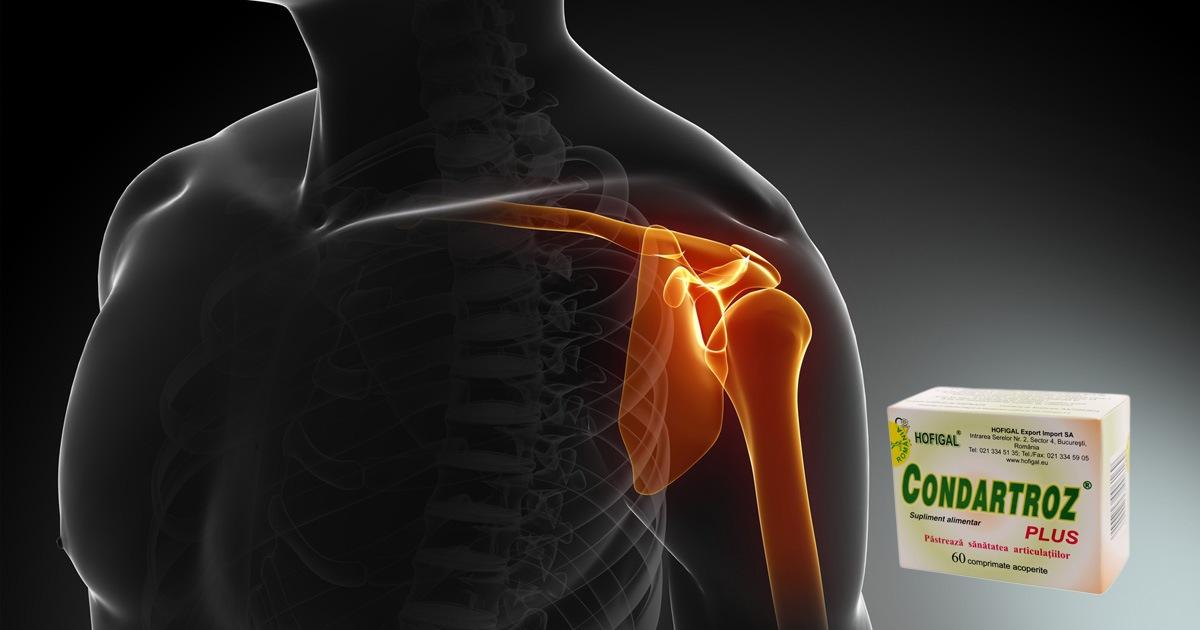 artroza semnelor articulației umărului