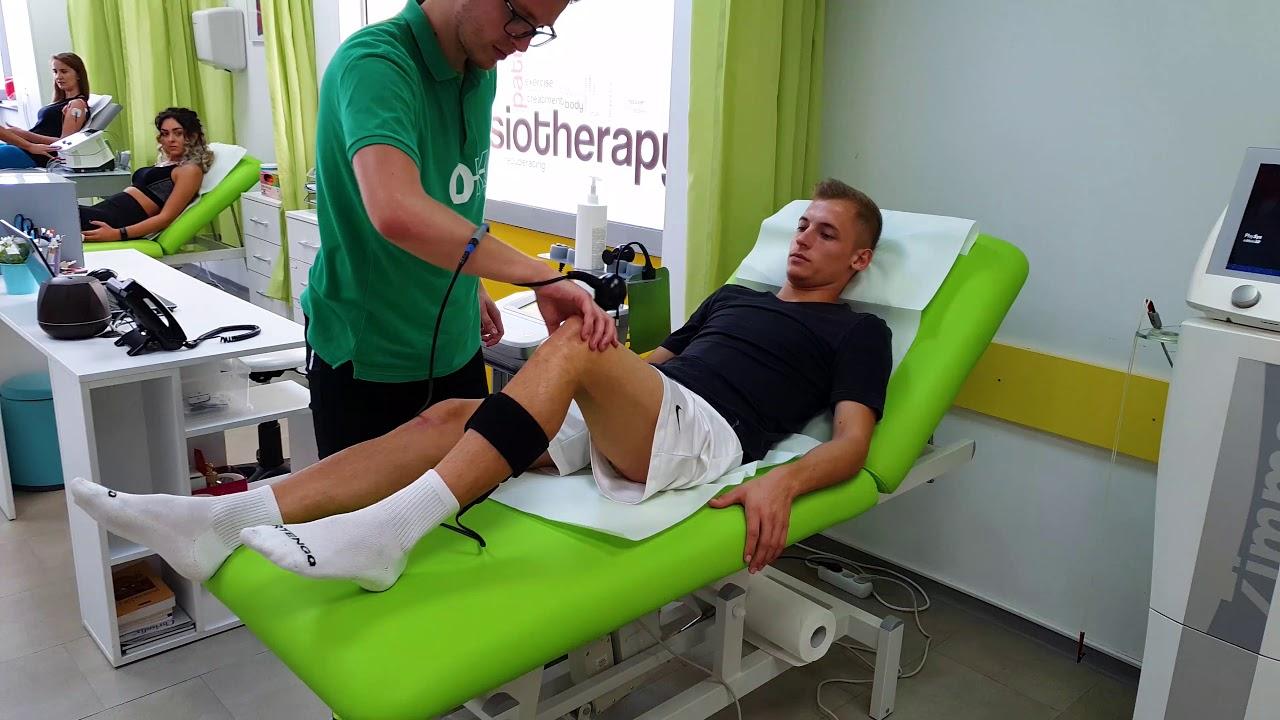 dureri la genunchi după fizioterapie