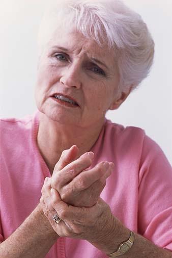 artrita mâinii unei femei inflamație articulară pentru a elimina decât