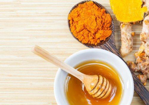 Curcuma și miere pentru dureri articulare - Dureri articulare și miere