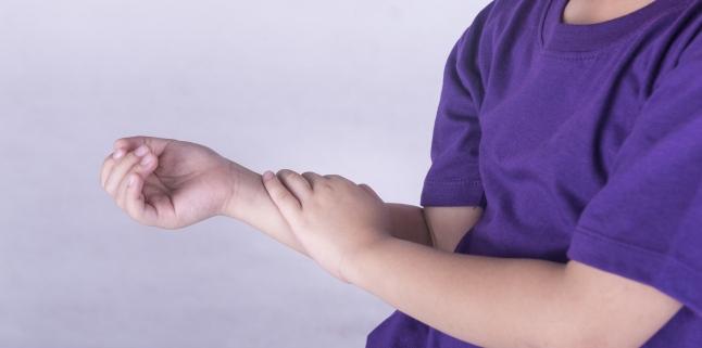 afectarea articulațiilor în artrita reumatoidă juvenilă