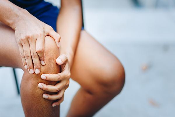 Articulațiile genunchiului rănite după bicicletă
