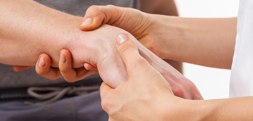 artrita articulațiilor mâinilor la vârstnici