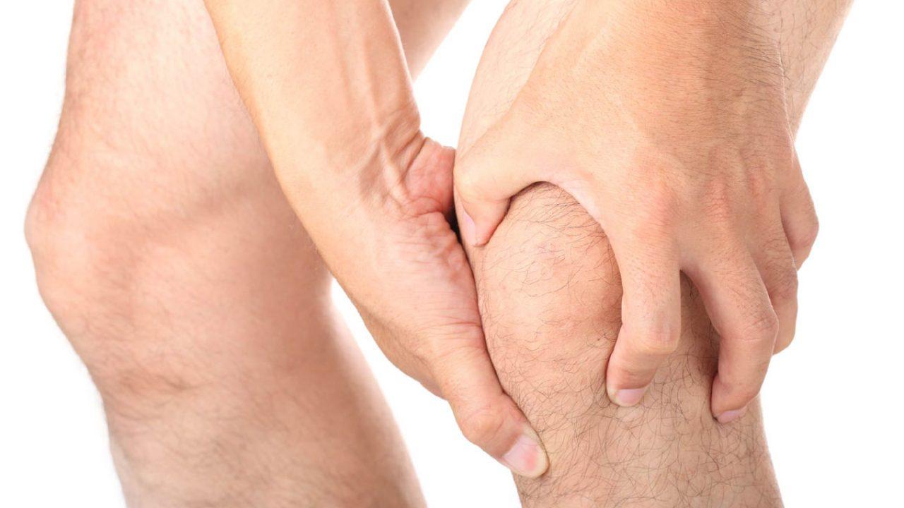 genunchiul umflat dureri de dimineață în articulația umărului
