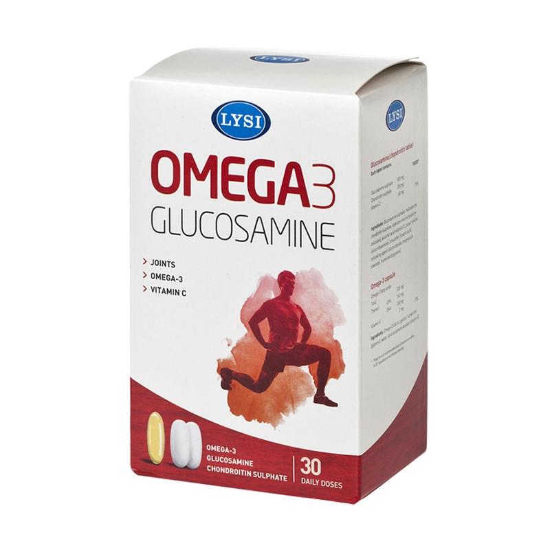cumpara comprimate cu glucosamina condroitina