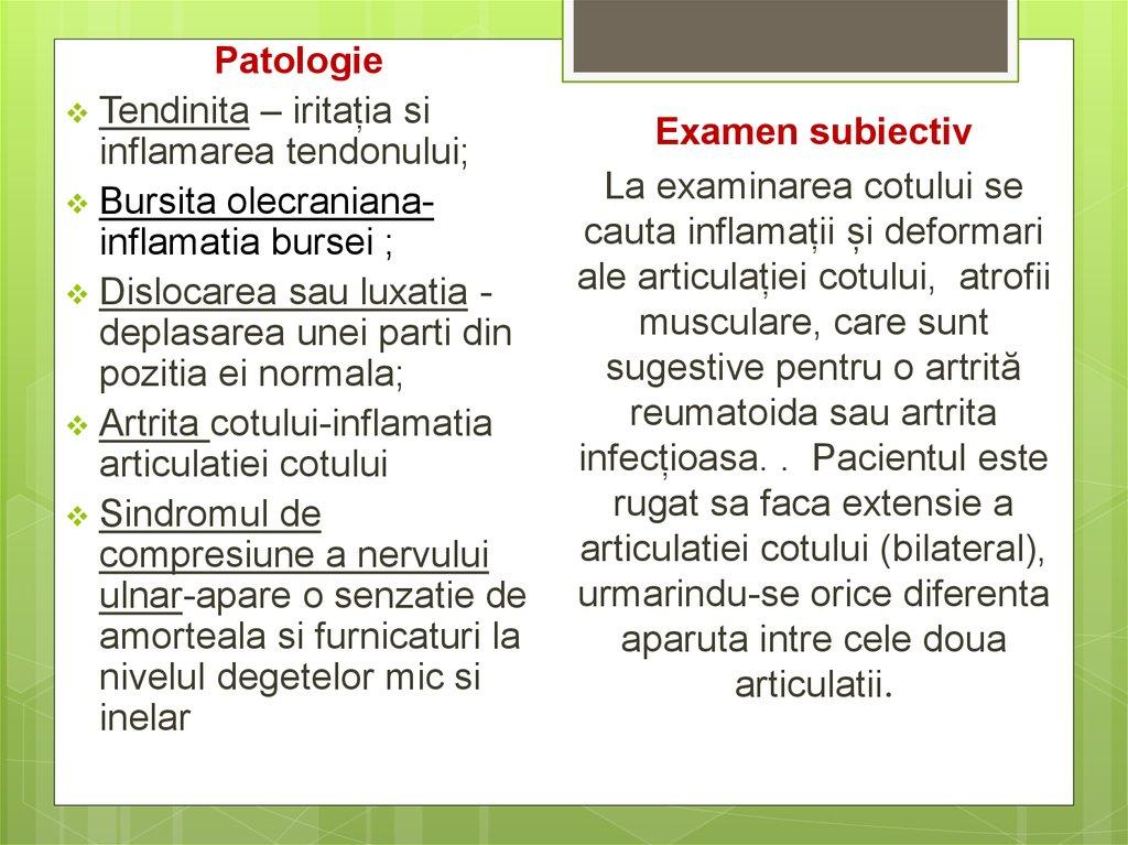 inflamația țesutului conjunctiv subcutanat