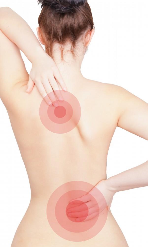 durere la nivelul articulațiilor lombare