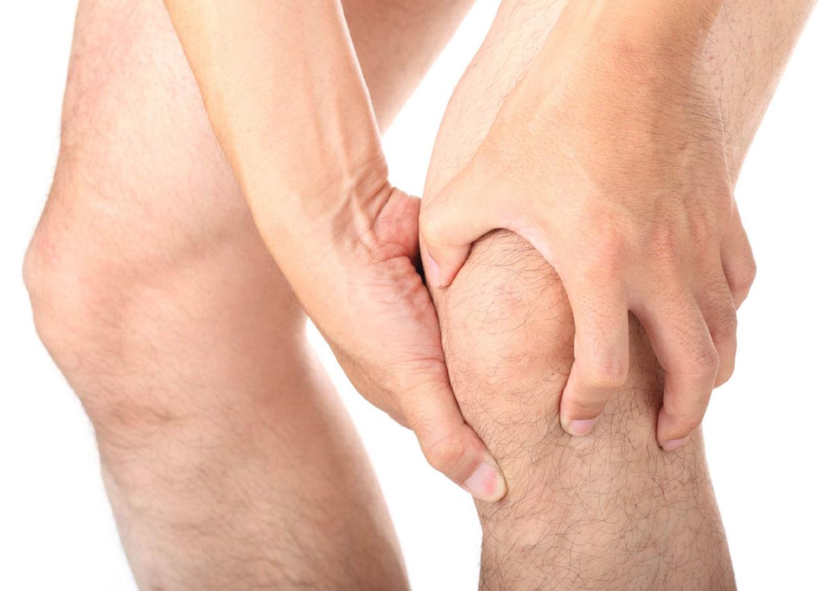 tratamentul inflamației la genunchi