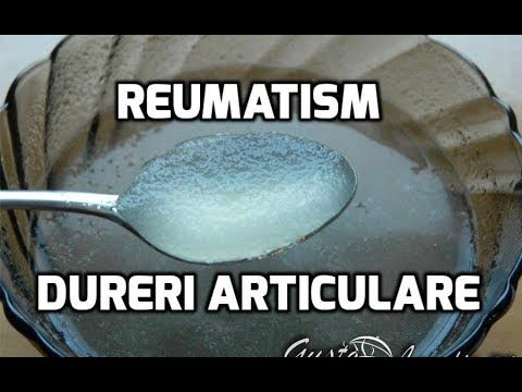 tratament articular cu infuzie de gelatină