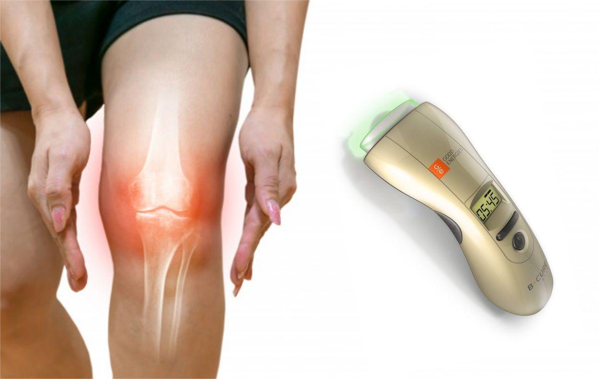 B-Cure Laser, solutie universala pentru tratamentul durerilor de artroza
