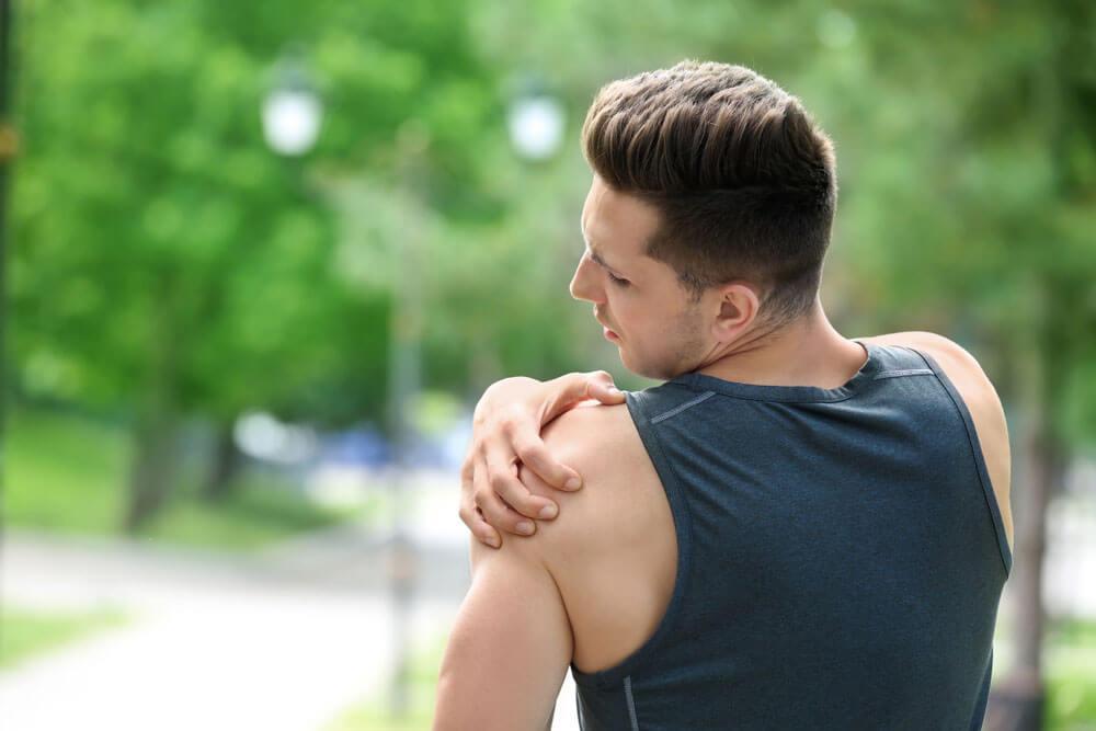 blocaj pentru dureri la nivelul articulațiilor umărului