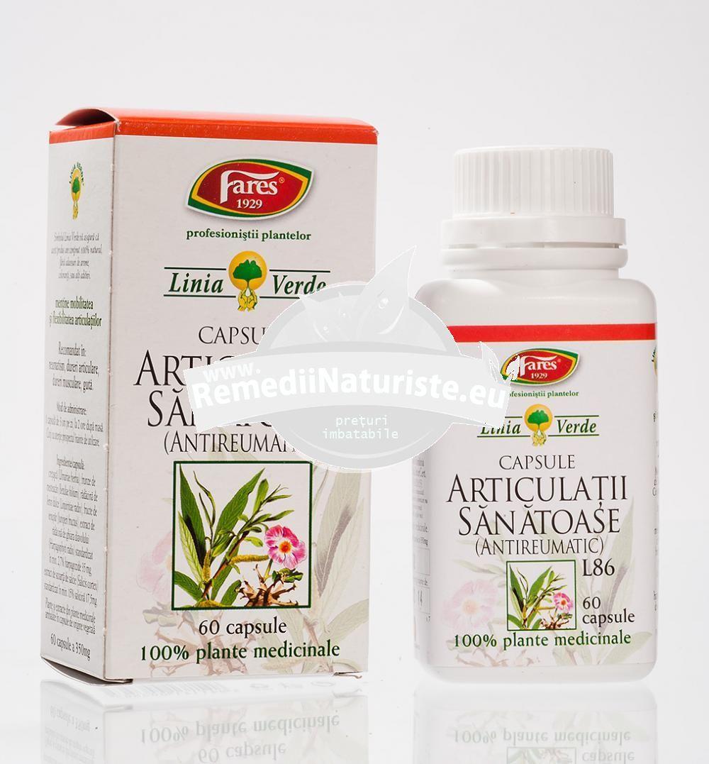 8 ingrediente naturale antiinflamatoare pentru articulaţii sănătoase şi rezistente