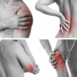 Mușchii și articulațiile rănesc întregul corp