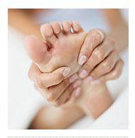 Picior reumatoid