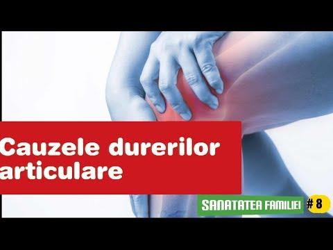 dureri dureroase la nivelul articulațiilor umărului și cotului tratamentul medical al articulațiilor