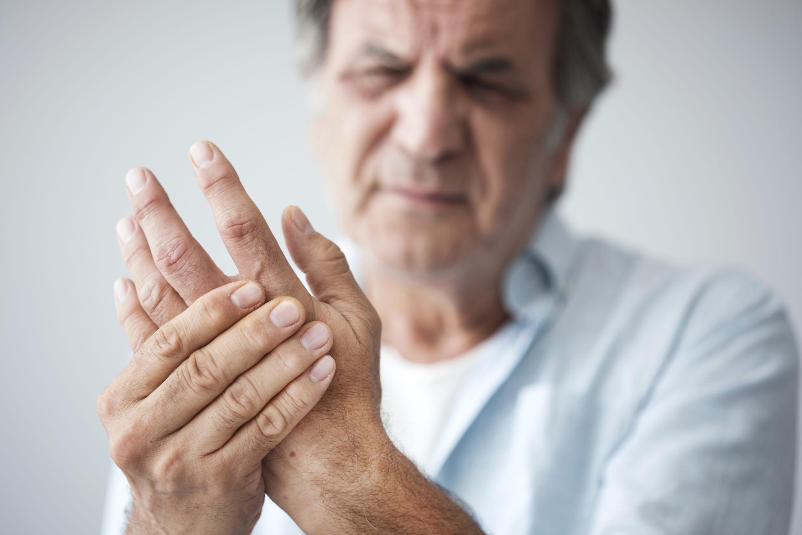 Articulațiile degetelor artrita reumatoidă