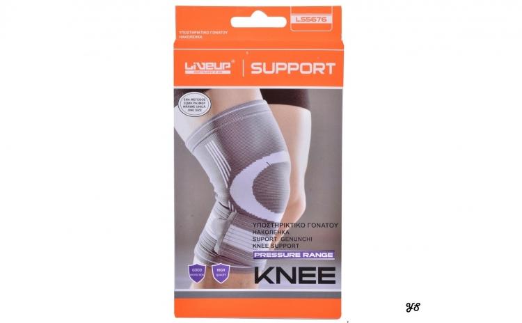Bandaj elastic pentru articulația genunchiului, Mărimea M : Farmacia Tei