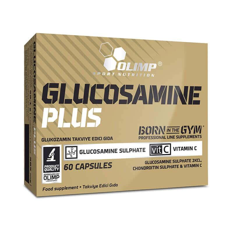 glucosamina condroitină plus compoziția