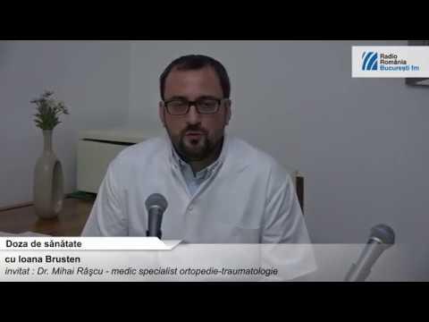 COMP – marker al degenerării cartilajului