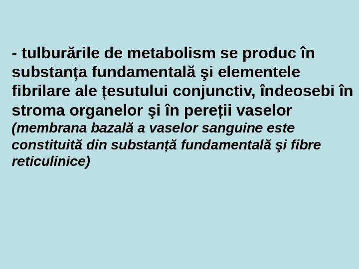 Boli ale metabolismului țesutului conjunctiv ereditar - sfantipa.ro