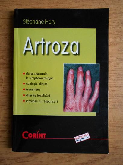 cărți pentru tratamentul artrozei
