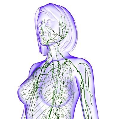 umflarea fluxului limfatic al articulațiilor