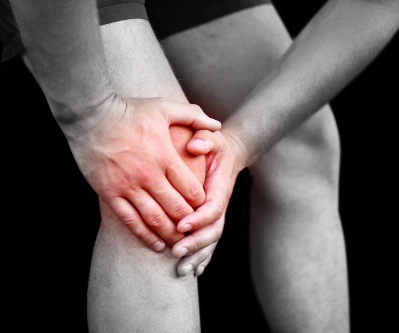 artrita articulației la nivelul genunchilor după dislocarea piciorului, articulația doare