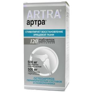 comprimate de artra pentru dureri articulare