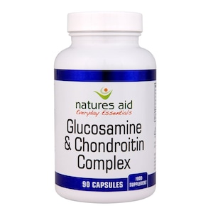 condroitină cu glucozamină naturală