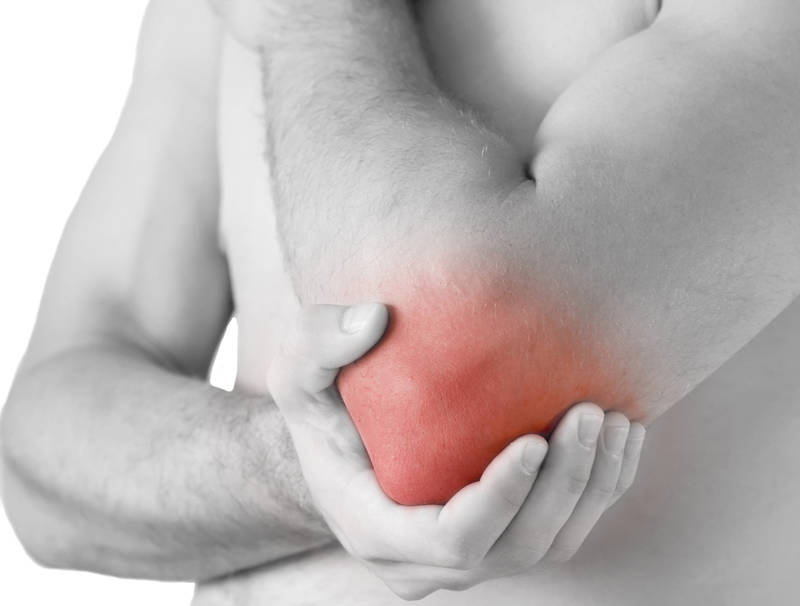 cotul dureri și amorțeală articulațiile sunt dureroase și mărite