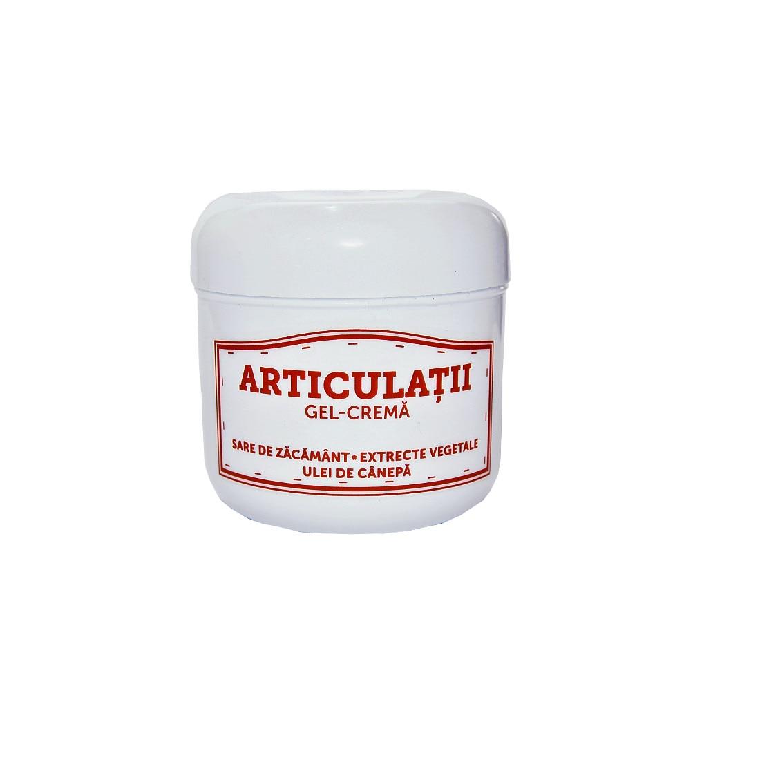 Geluri, Creme Antiinflamatoare pentru articulatii, reumatism - Gel de arnizină pentru articulații